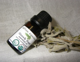Greek Sage Essential Oil