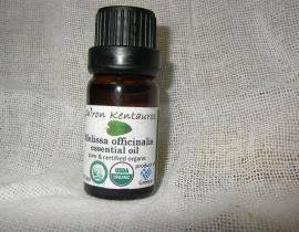 Μελισσόχορτο Αιθέριο έλαιο